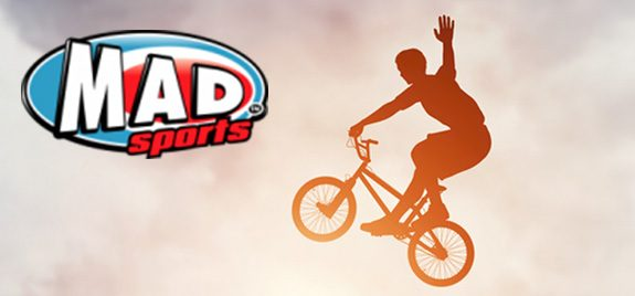 MAD Mountain Bike stunt team
