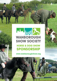 Sponsoring the Wanborough Show